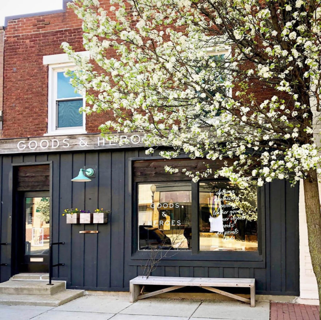 goods and heroes best michigan shops