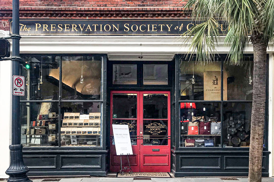 best shops south carolina