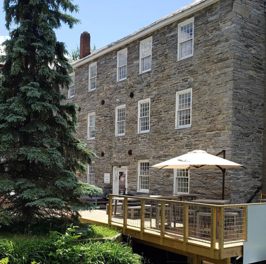 the stone mill vermont