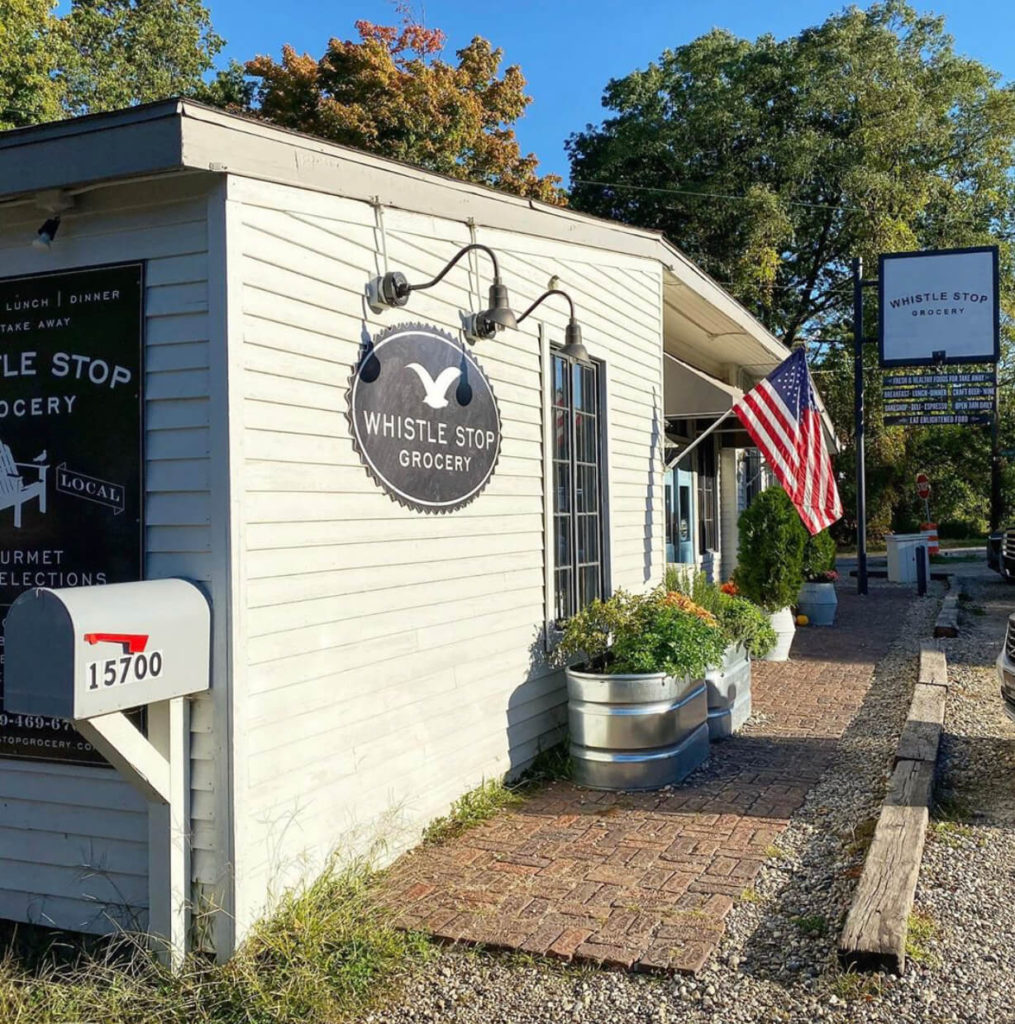 whistle stop grocery michigan