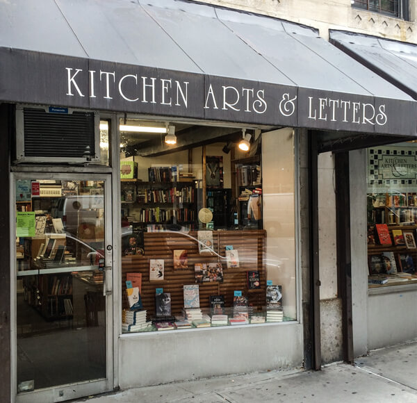 shop local with suzy chase kitchen arts and letters bookshop