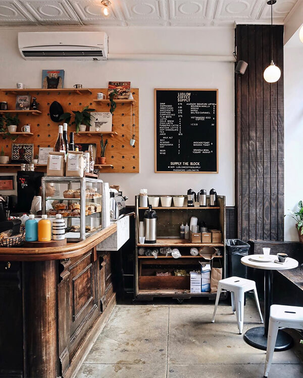 ludlow coffee supply best nyc coffee shops