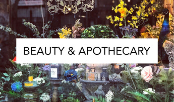 Beauty and apothecary shops every vote counts
