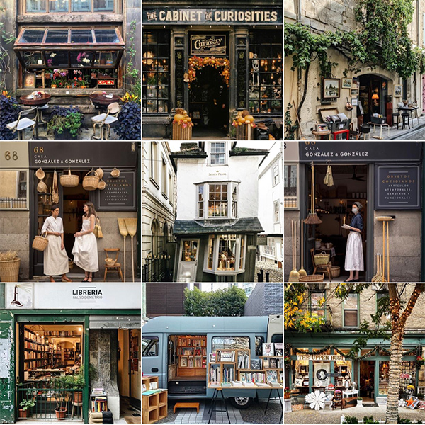 The Shopkeepers Top Instagram posts 2020