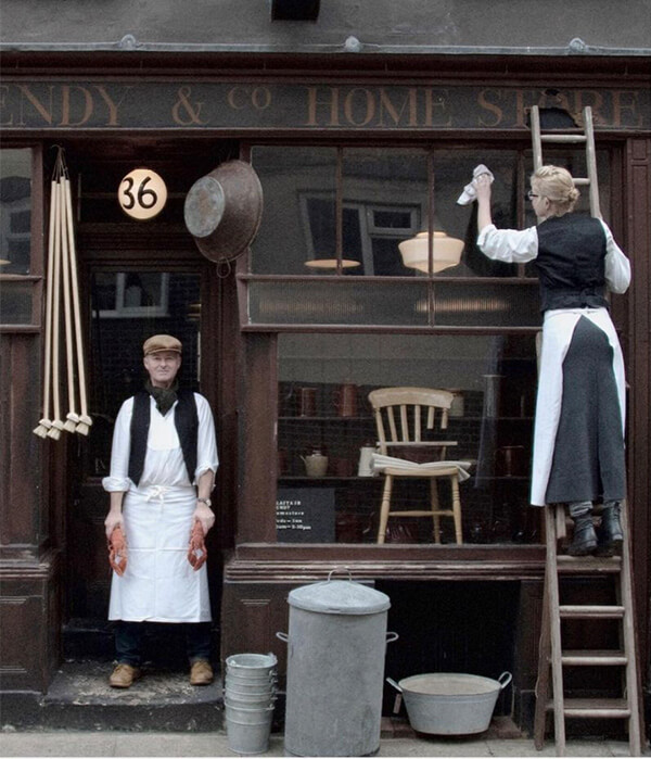a g hendy and co best shops for a clean start