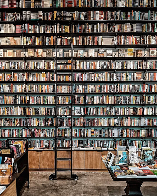 center for fiction, brooklyn best NYC bookshops