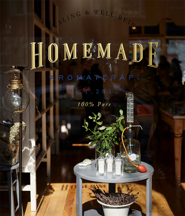 Homemade Aromaterapi, Istanbul 2020 best beauty and apothecary shops
