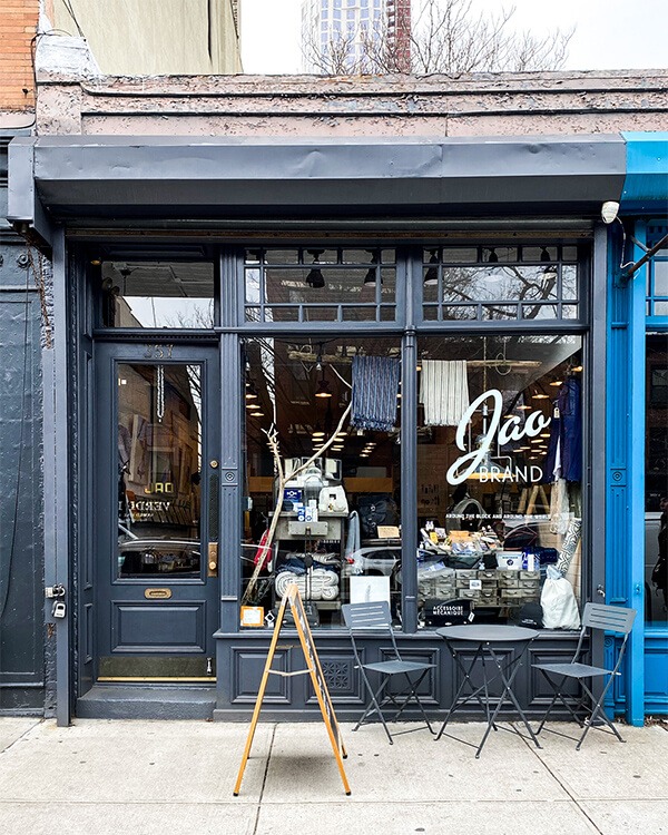 Jao Social Club, Brooklyn 2020 best beauty and apothecary shops
