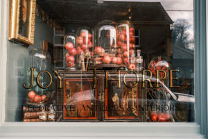Joy Thorpe decorative antiques and interiors