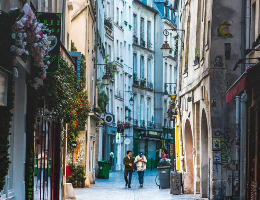 best paris shops le marais