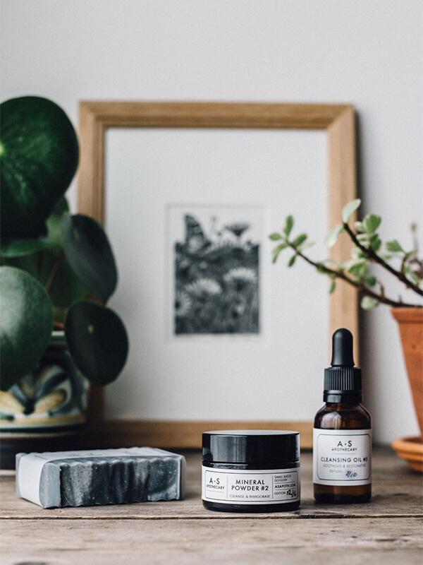 a s apothecary products