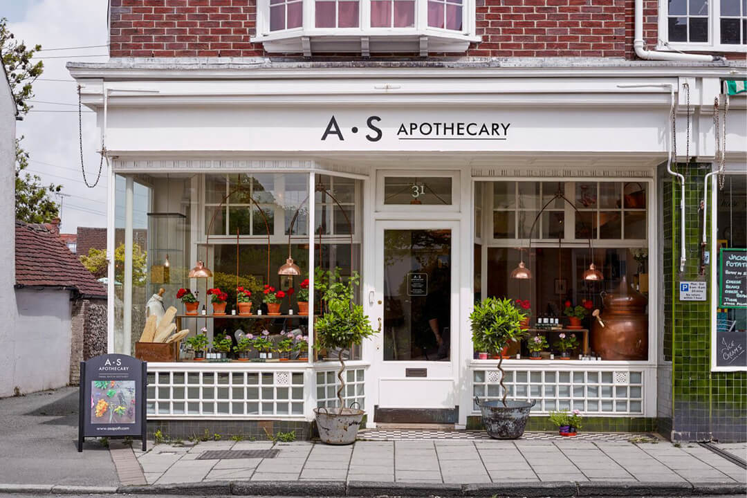 a s apothecary lewes east sussex