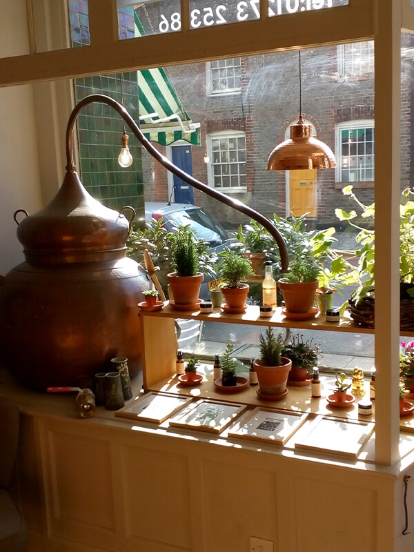 a s apothecary lewes