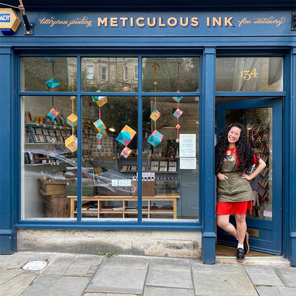 Meticulous Ink Bath 2020 best stationery shops