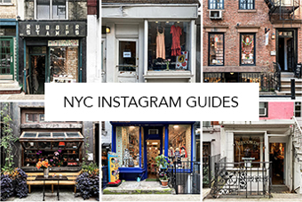 nyc instagram guides