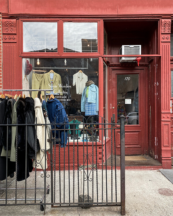 Seven Wonders Collective Greenpoint