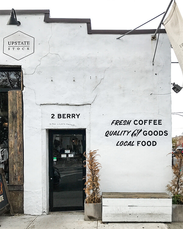 Upstate Stock best Greenpoint shops
